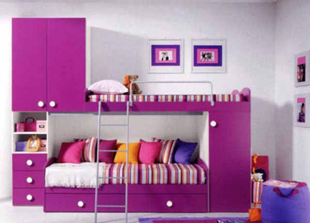 Kumpulan media karangkraf Little girl bedroom ideas for small rooms