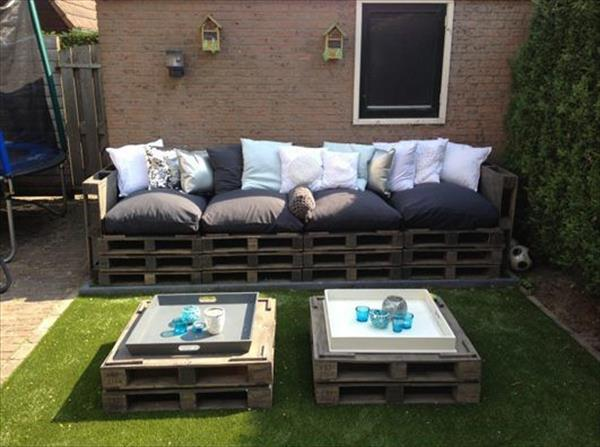 3/29/2016 4:23 PM 34904 7. Pallet Garden Furniture 3/29/2016 4:27 PM  37352 Beautiful Garden Outdoor Pallet Lounge Furniture Part 72